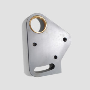 Cam Plate with Bronze Bushing | The Machine Center