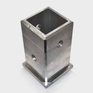 Milled Aluminum Housing | The Machine Center